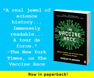 Buy the paperback edition of The Vaccine Race by Meredith Wadman